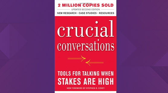 crucial conversations case Download the app and start listening to crucial conversations today  crucial accountability offers the tools for improving  behind-the-scenes case.